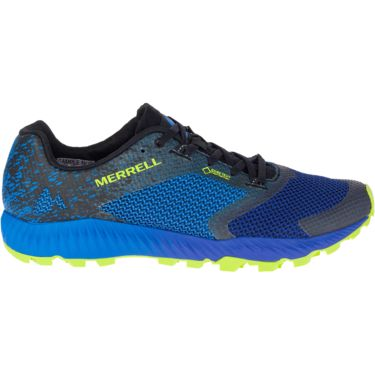 Merrell Herren All Out Crush 2 GTX IF Schuhe blueberry UK 10.5