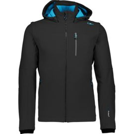 CMP Men's Softshell Jacket Zipp Off Arm