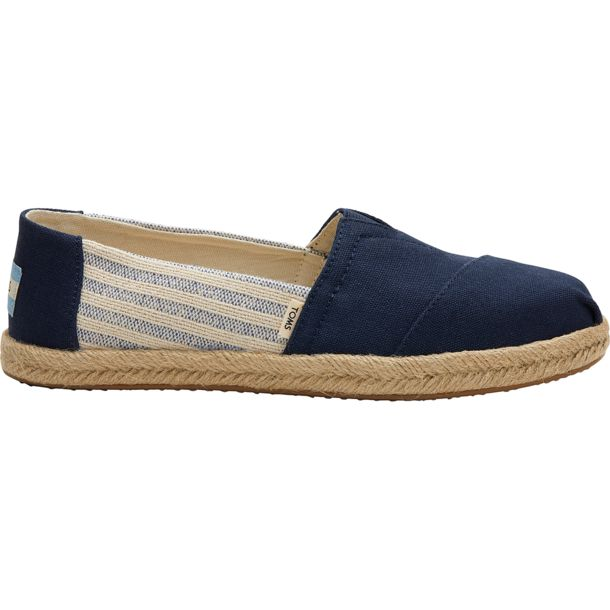 wholesale dealer 20286 c954e Damen Alpargata Schuhe navy canvas ivy US 8