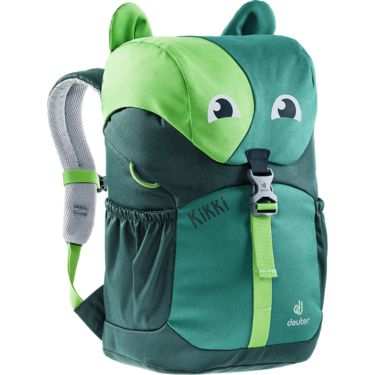 Deuter Kinder Kikki Rucksack alpinegreen/forest