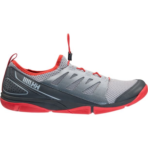 14245c1e0184 Helly Hansen Men s Aquapace 2 Shoe grey-red-ebony ...