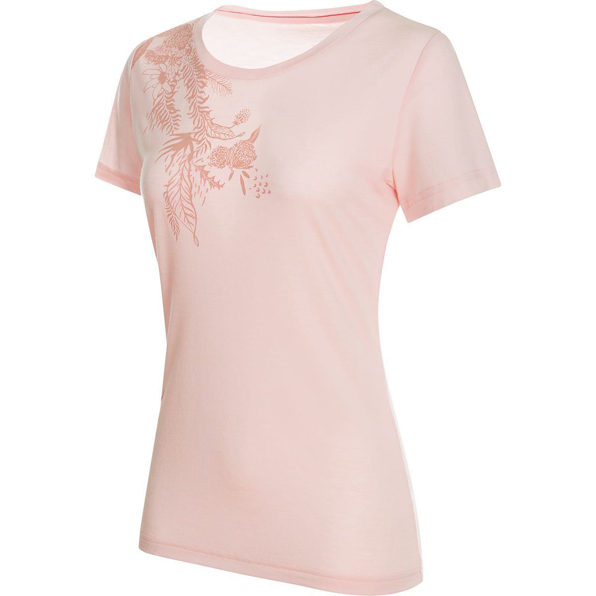 Mammut Damen Alnasca T-Shirt (Größe S, Orange) | T-Shirts Funktion > Damen