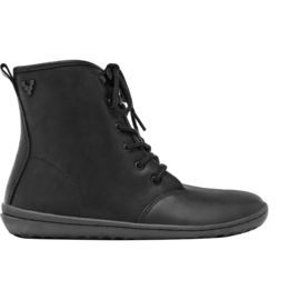 Vivobarefoot Damen Gobi Hi Top Leather Winterstiefel
