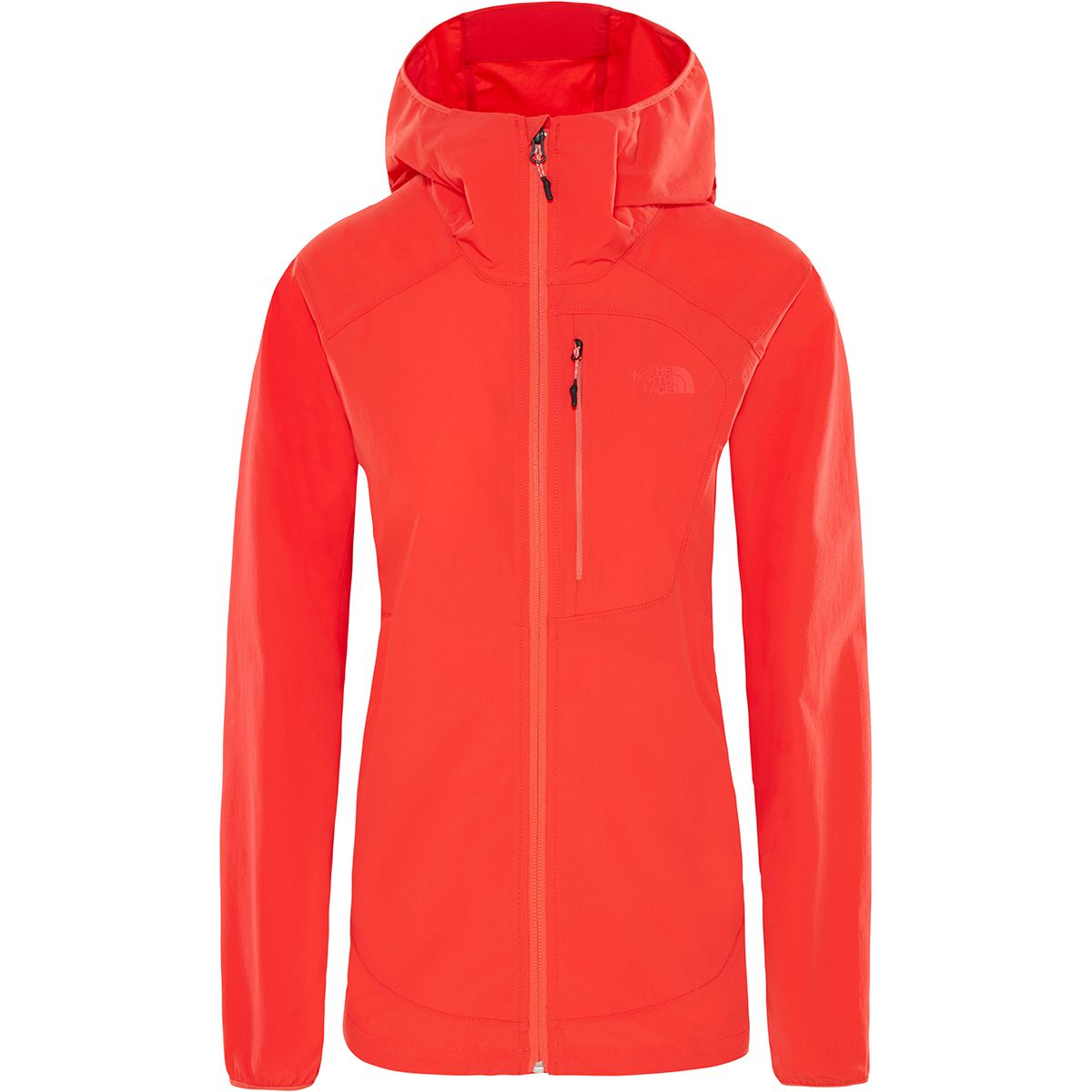 The North Face Damen Northdome Wind Jacke (Größe XS, Rot) | Windbreaker > Damen