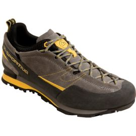 La Sportiva Boulder X shoe grey-yellow