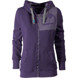 E9 Damen Loop Hooded Jacke