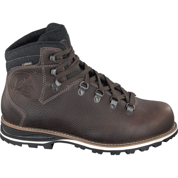 the latest 6024f 09ee0 Herren Wendelstein Warm GTX Winterstiefel dunkelbraun UK 8