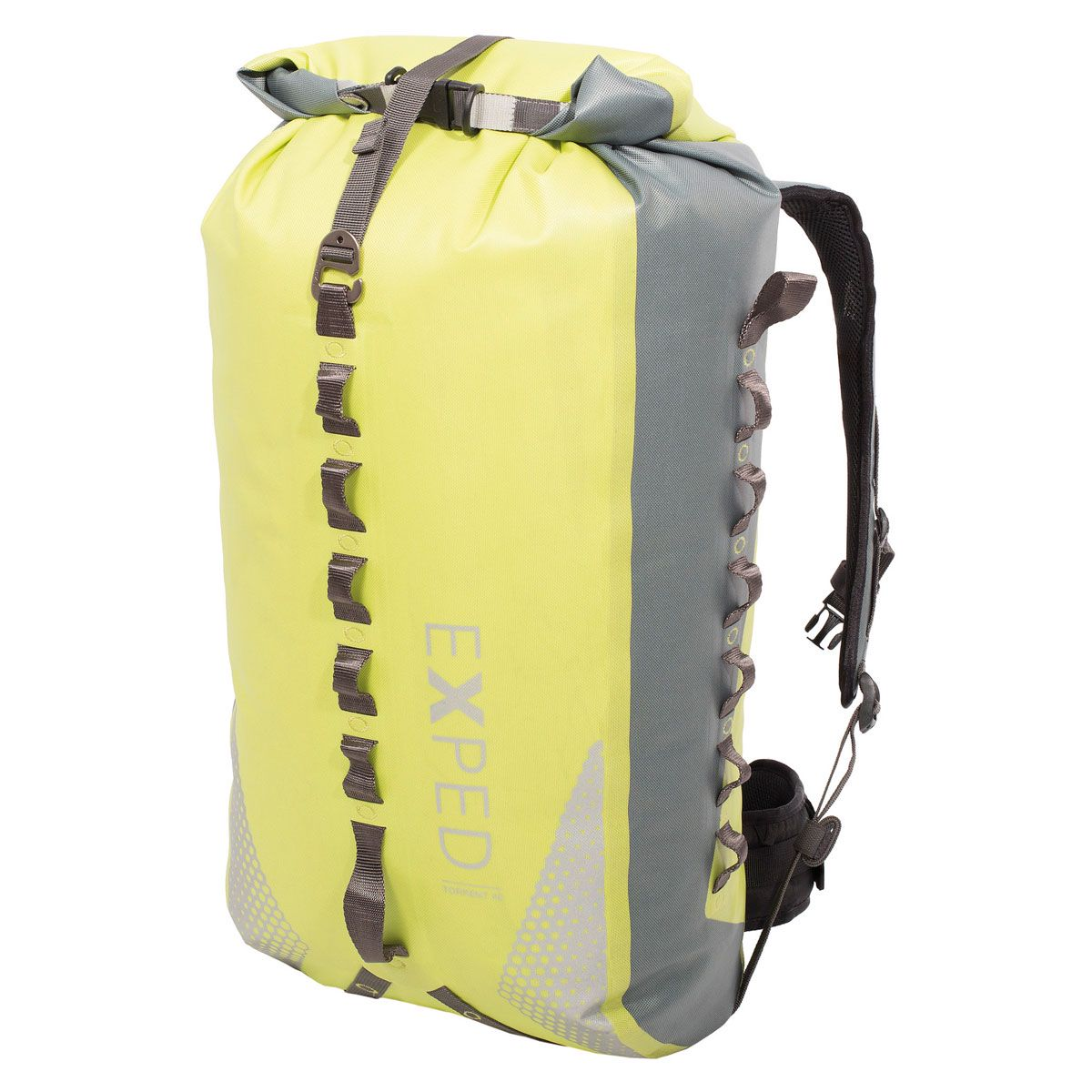 Exped Torrent 40 Rucksack Grün