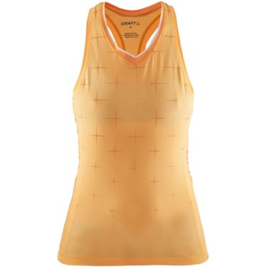 Craft Damen Belle Glow Tanktop sprint/white XS
