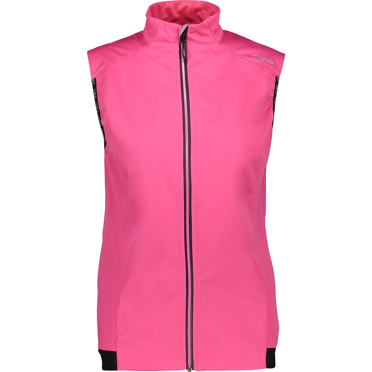CMP Damen Light Softshell Weste (Größe XS, Pink) | Softshellwesten > Damen