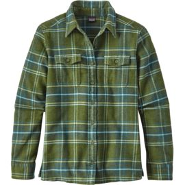 Patagonia Damen Fjord Flannel Bluse