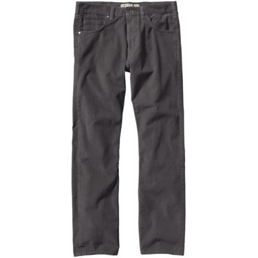 Patagonia Herren Straight Fit Cord Hose forge grey 30
