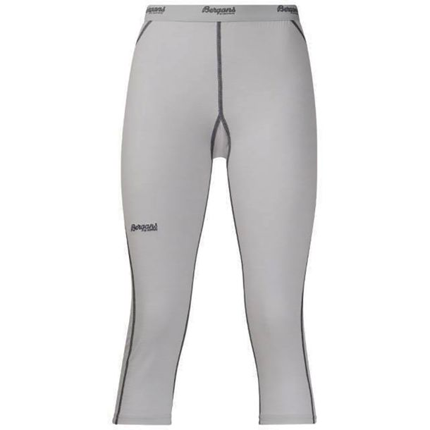 5238711fc Buy Bergans Women s Fjellrapp 3 4 Tights aluminium M online