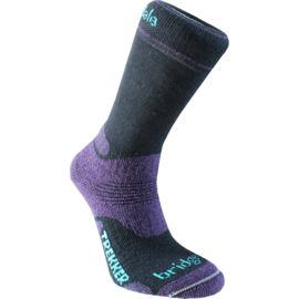 Bridgedale Women's Trekker WF Socks silver-grey