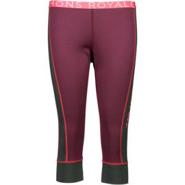 Mons Royale Women's Alagna 3/4 W's Leggings