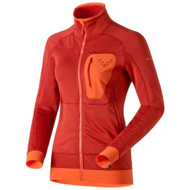 Dynafit Women's Broad Peak Jacket for Women fire brick/4480 34