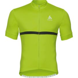 Odlo Men's Fujin Zip Bike Jersey