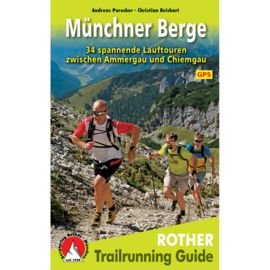 Rother Münchner Berge Trailrunning Guide