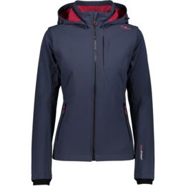 CMP Women's Softshell Jacket Zipp Off Arm