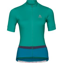 Odlo Women's Fujin Zip Bike Jersey Women