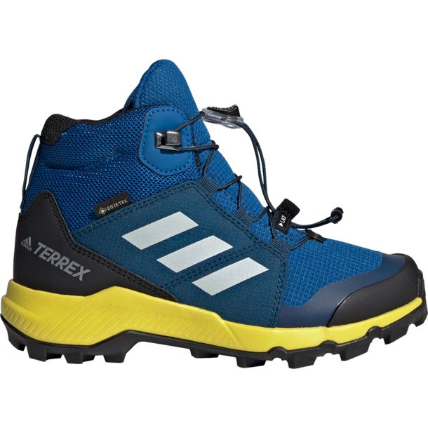low price sale sold worldwide speical offer Kinder Terrex Mid GTX Schuhe blue beauty 32