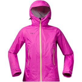 Bergans Women's Sky W's Jacket hot red