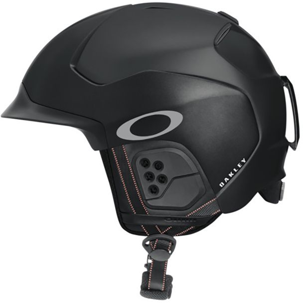 Oakley MOD 5 Skihelm polished black S