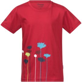 Bergans Kinder Flower T-Shirt