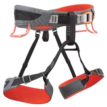 Black Diamond Men's Momentum SA Harness steel S