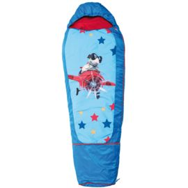 Grüezi Bag Biopod Wool Kids Määäh Sleeping Bag