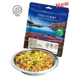 Trek'n Eat Vegetable Jambalaya