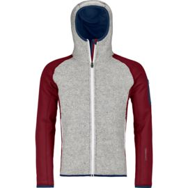 Ortovox Herren Fleece Plus Classic Knit Hoodie