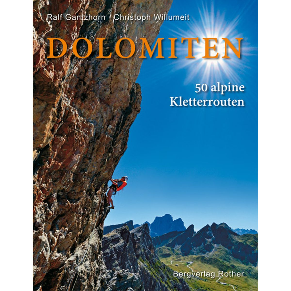 Image of Rother Dolomiten