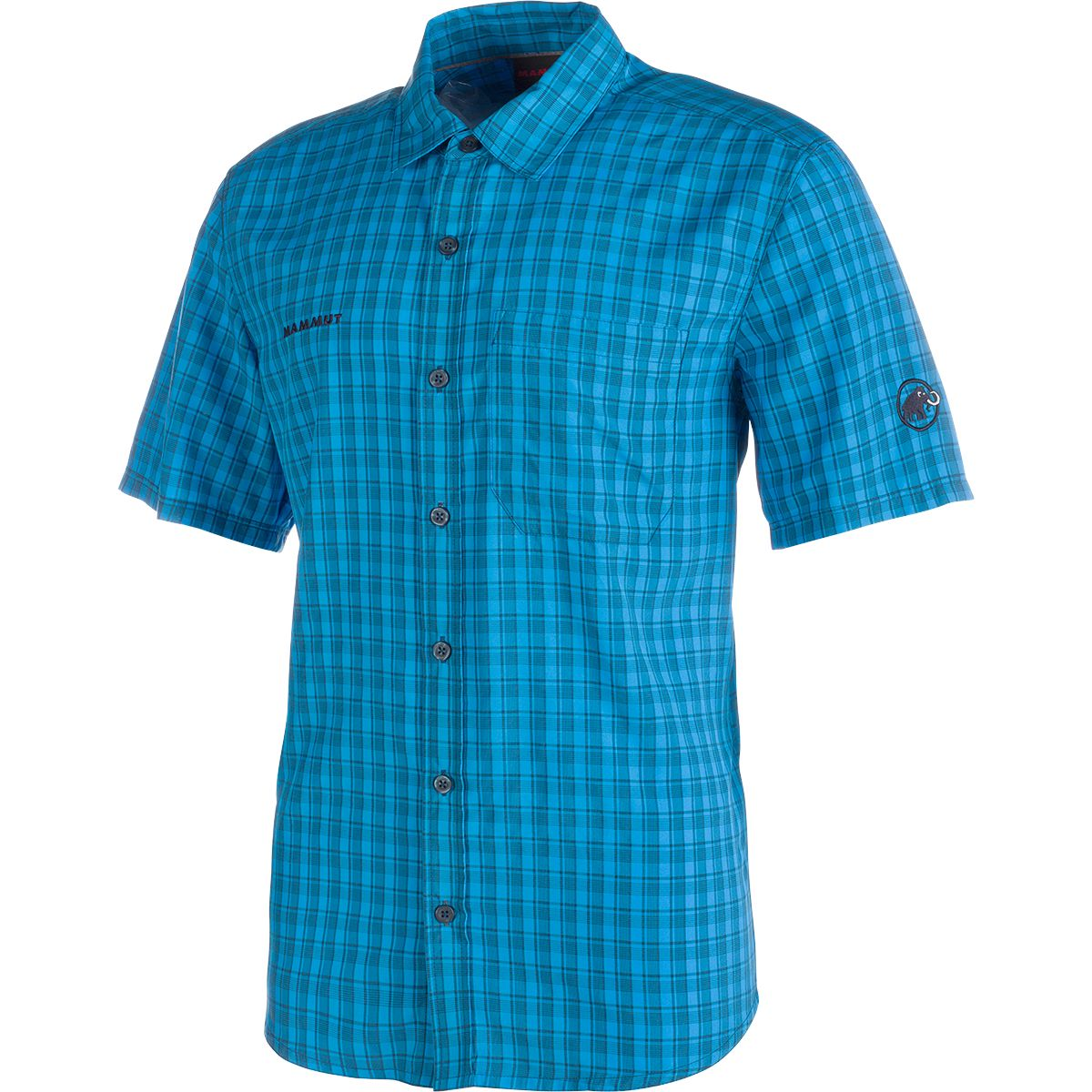 Mammut Herren Lenni Shirt atlantic-orion L 1030-01830-5872-L