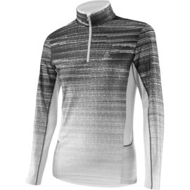 Löffler Damen Pixie Thermo-Innenvelours Zip-Shirt