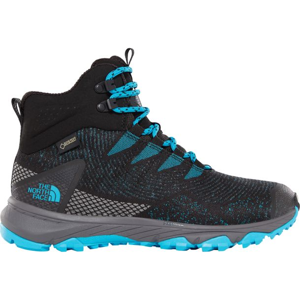 differently bef84 d5f8c Women's Ultra Fastpack 3 Mid Gtx Shoe tnf black-meridian blue 6