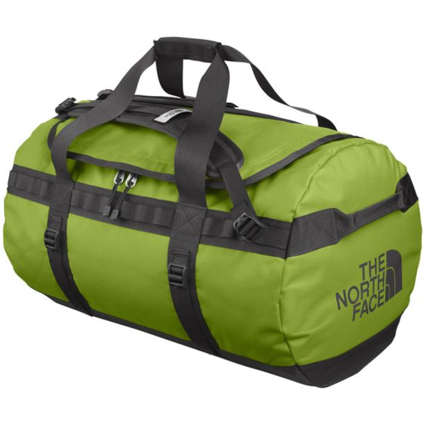 The North Face Base Camp Duffel medium green