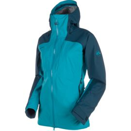 Mammut Damen Luina Tour HS Hooded Jacke