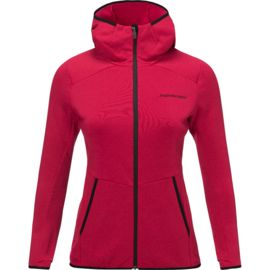Peak Performance Damen Helo Hooded Jacke
