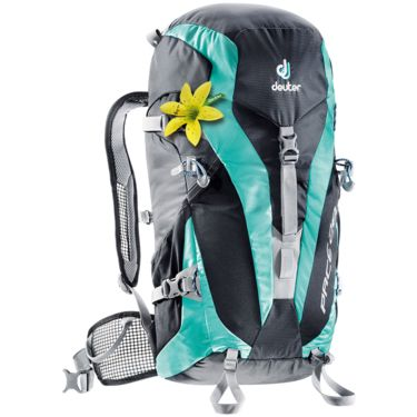 Deuter Damen Pace 28 SL Rucksack black-mint