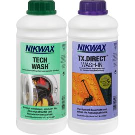 Nikwax Tech Wash + TX-Direct