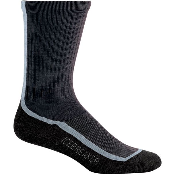 Icebreaker Men's Hiker Lite sock jet
