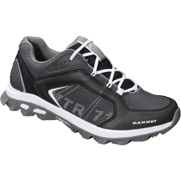 Mammut Women's MTR-71 II Low Shoe for Women black-white UK4