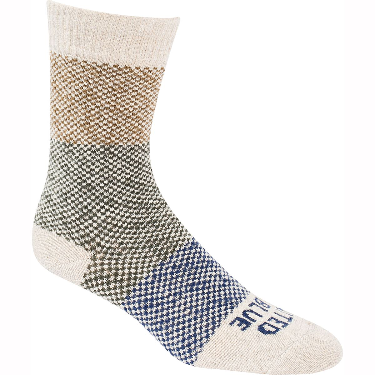 United by Blue Tacony Hemp Socken Oliv 43, 44, 45, 46