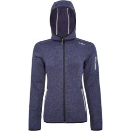 CMP Dames Fleece Jacke W's Zip Hood