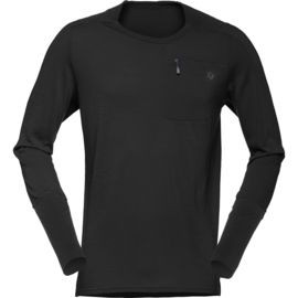 Norrona Men's Skibotn Wool Equaliser Long Sleeve