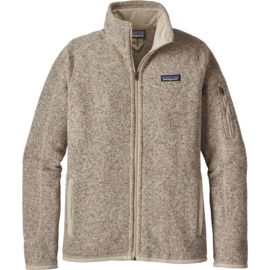 Patagonia Dames Sweater Better W's Jas