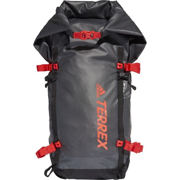 really comfortable best place presenting TX Solo 40 LW Backpack carbon-black-red