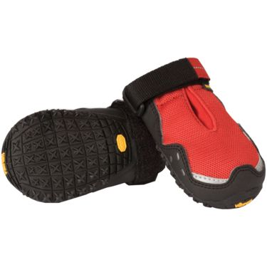 Ruffwear Grip Trex Dog Shoes red currant XXS