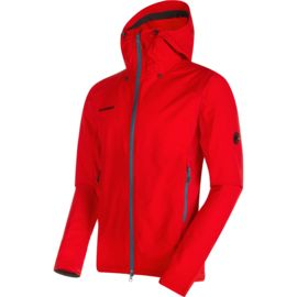 Mammut Men's Base Jump SO Hoody Jacket